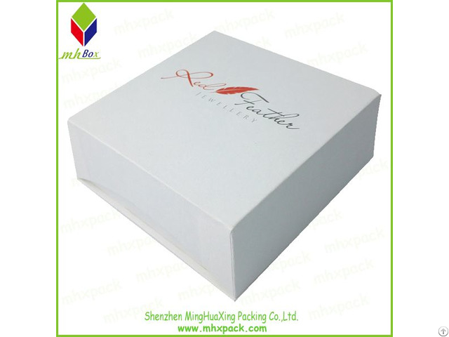 Paper Packaging Jewelry Gift Box