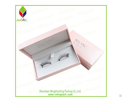 Folding Eyelsh Packing Gift Box