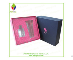 Cosmetic Packing Paper Gift Box
