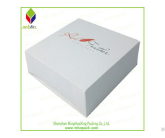 Paper Packing Jewelry Box