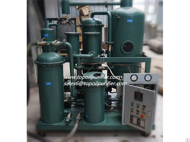 New Condition Aluminium Industry Factory Used Lubricant Oil Filtration