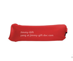 Jimmy Airbed Red