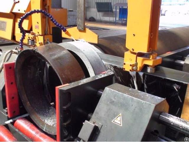 Pipe Prefabrication Cnc Cutting Machine