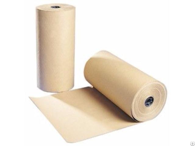 Mg Ribbed Kraft Paper Supply From India