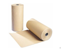 Mg Ribbed Kraft Paper Supply From India