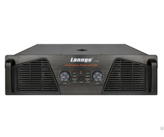 P 3122 3u Class H Professional Power Amplifier 2 1200w At 8 Honm