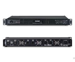 Pc 1102 1u Class D Professional Power Amplifier 2 1000w At 8 Honm