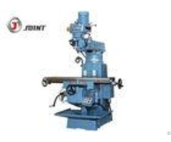 Plastic Processing Bridgeport Vertical Milling Machine Nt40 Spindle High Speed