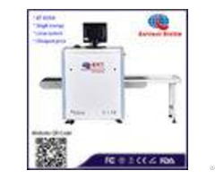 At5030a Single Energy Lowest Cost X Ray Baggage Scanner For Small Parcel And Handbag Inspection