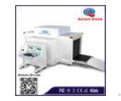 High Resolution Luggage Detector X Ray Detection Equipment Super Size At100100