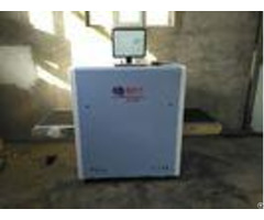 High Performance Parcel Scanner Machine With Tip Program Single Energy