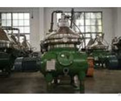 Juneng Machinery Disc Oil Separator Centrifuge For Vegetable Oils Fats Refining