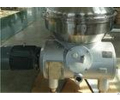 Dairy Cream Separator Milk Skimming Machine With Capacity 5000 10000 L H