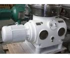 Large Capacity Centrifugal Cream Separator Whey Separation With Control Unit