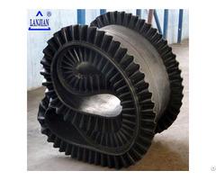 China Endless Sidewall Skirt Conveyor Belt Manufacturer