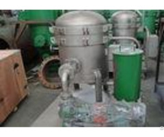 Szl Series Vertical Pressure Leaf Filter Carbon Steel Material Color Customized