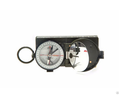 Metal Multifunctional Survival Compass For Camping And Hiking