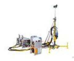 Fast Portable Core Drilling Machine For Mining Full Hydraulic 200m Depth