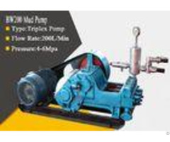 High Pressure Triplex Drilling Mud Pump With Diesel Hydraulic Electric Powered