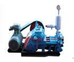 Single Acting Mud Pumps For Drilling Rigs Reciprocating Triplex Piston Pump