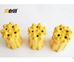 T45 Retractable Drill Bit With Parabolic Spherical Buttons For Mining Tunneling Drilling