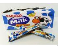 Eco Friendly Parago Chewy Milk Candy Healthy And Sweet Haccp