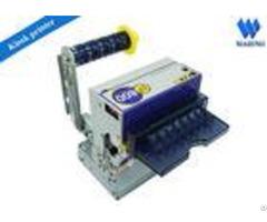 Flexible Installation Methods Brand Name 80mm Kiosk Ticket Printers