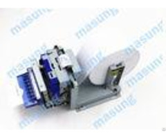 Led Bezel Impact Network Dot Matrix Printer With Reliable Auto Cutter