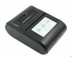 Wireless Bluetooth Interface 58 Mm Paper Width Portable Thermal Printer For Taxi Meters