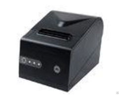Full Partial Cutting 80mm Lan Pos Thermal Printer Front Led Indication
