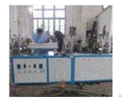 Pvc Heat Shrinkable Tubing Flat Blown Film Extrusion Machine 11kw Motor Power