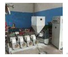 High Production Plastic Film Extruder Machine With Rotary Printing Label Sj55 Sm1000