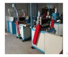High Speed Flat Pvc Film Blowing Machine Thickness 0 02 0 05mm Sj3525 Sm350