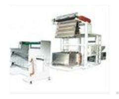 Transparent Pvc Film Blowing Machine With Auto Thermostatic Control Sj5026 Sm800