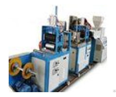 Water Bath Method Pvc Film Blowing Machine 5 5kw Driving Motor Power