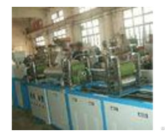 12kw Heating Power Pvc Blown Film Extrusion Machine Heavy Weight Sj45 Sm250