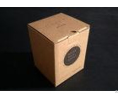 Small Brown Cardboard Paper Moving Boxes Corrugated For Packing Shipping
