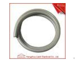 Gray 1 2 Liquid Tight Flexible Electrical Conduit Pvc Coated With Cotton Wire