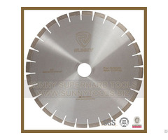 "36"" Circular Saw Blade For Wet Cutting Stone"