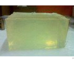 Thermoplasticity Rubber Hot Melt Adhesive For Hygienic Products White Or Yellow