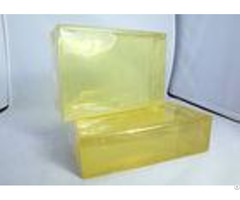 Good Performance Positioning Hot Melt Psa Shaped By Synthetic Resin And Rubber