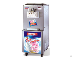 Rainbow Soft Serve Qbl 838 Ice Cream Machine Maker