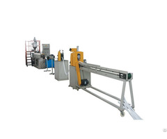 Pe Foam Pipe Tube Rod Machine