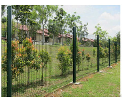 V Post Fence Manufacturer