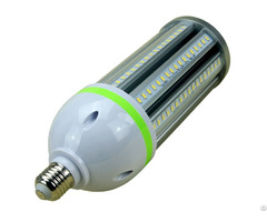 54w Led Corn Light E40 Base Smd Bulb 2835 Chip Ip64 140lm Watt For Enclosed Fixture