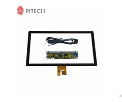 Projected Capacitive 55 Inches Industrial Large Touch Screen Panel Kit
