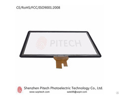 Multitouch Capacitive 42 Inches Industrial Touch Screen Panel Overlay
