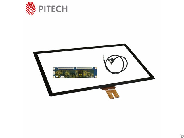 Multitouch 17 Inches Capacitive Touch Screen Panel Kit
