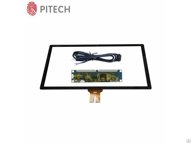 Touch Technology Projected Capacitive 12 1 Inches Multitouch Panel Kit