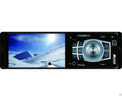 Single Din 4 Inch Tft Display Car Mp5 Player With Remote Bluetooth